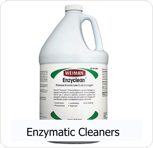 DIS-Enzymatic Cleaners